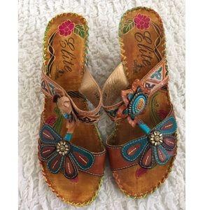Corkys elite boho sandals